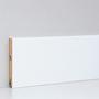 EGGER skirting board 9.5 cm white straight