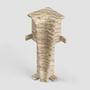 EGGER Inneneck-Element für 6 cm Sockelleisten