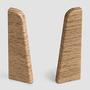 EGGER Endstück-Element für 6 cm Sockelleisten