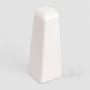 Elemento de esquina exterior EGGER para zócalos de 6 cm
