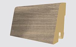 Odpovídající soklové lišty: L414