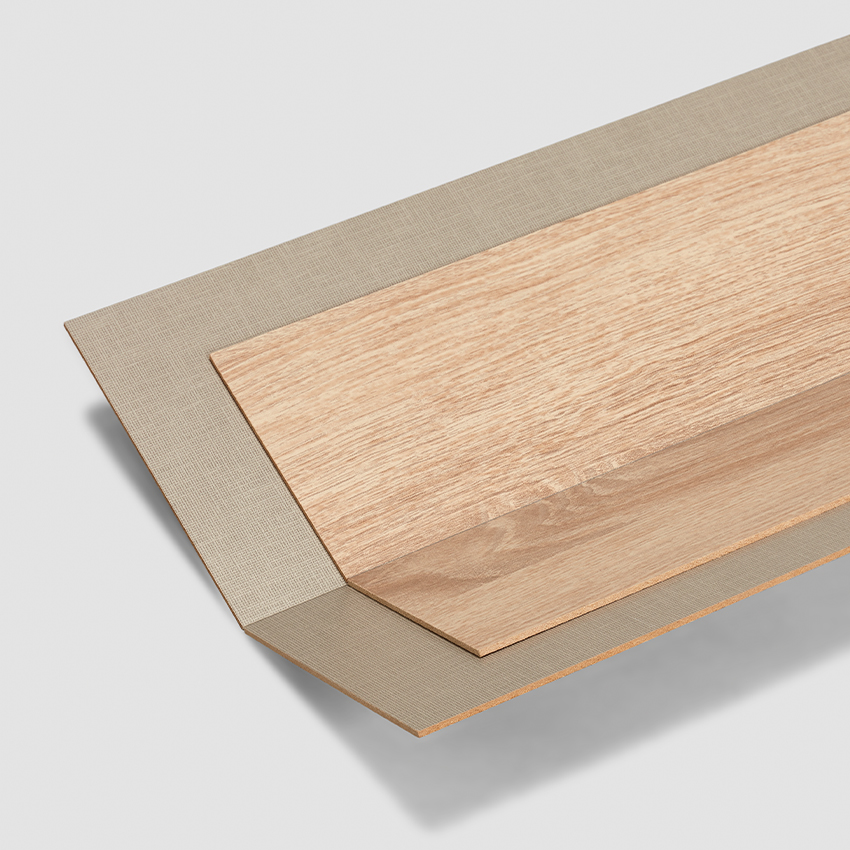 Thin MDF Lacquered boards