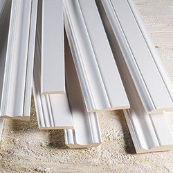 Ultralight MDF Mouldings